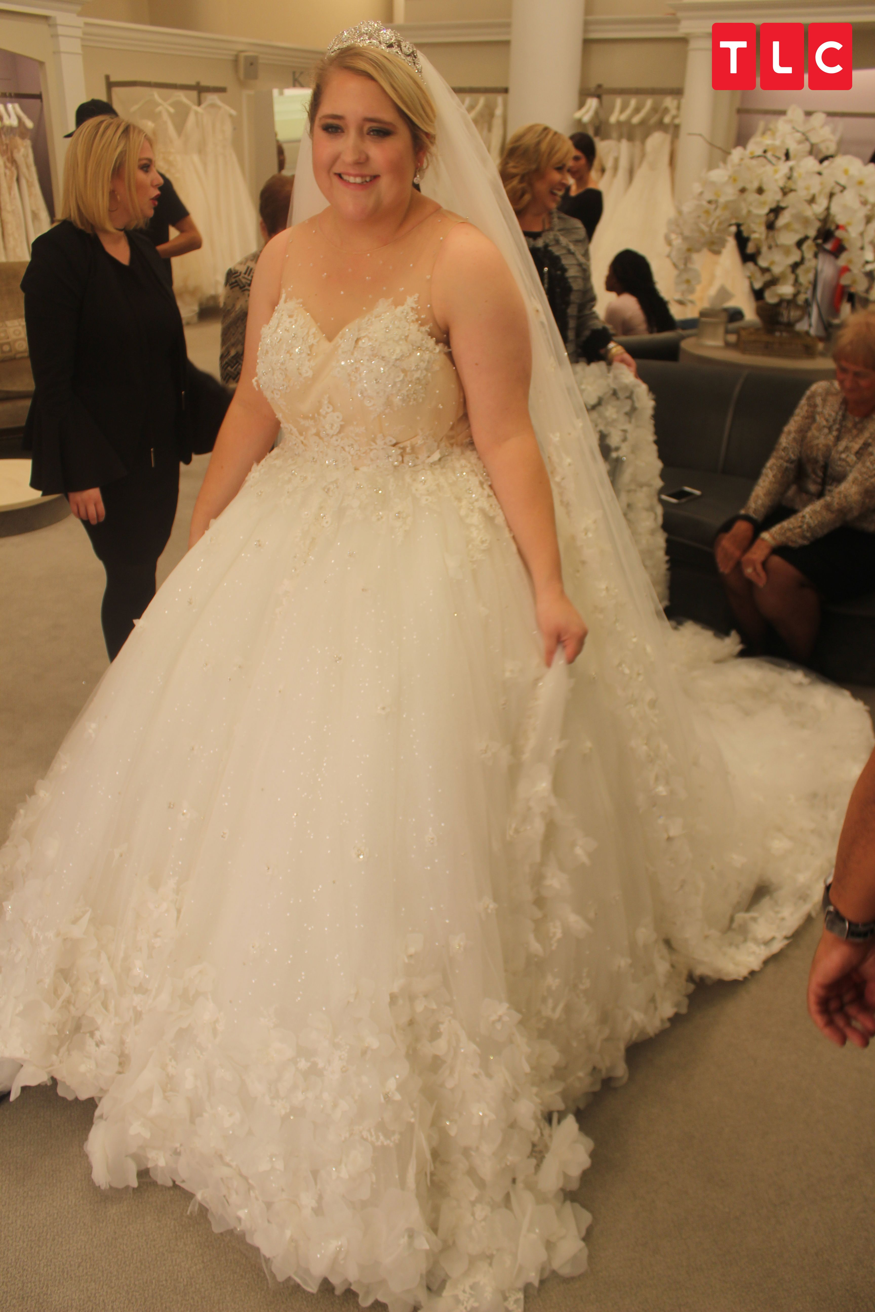 Say yes to the dress pinterest
