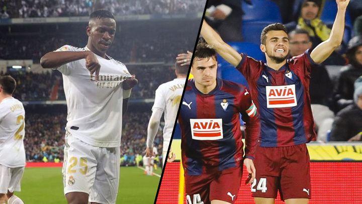 Real Madrid Vs Eibar En Vivo Laliga Ver En Directo 14 06 2020 Premier League Tarjeta Roja Futbol Liga Mexicana