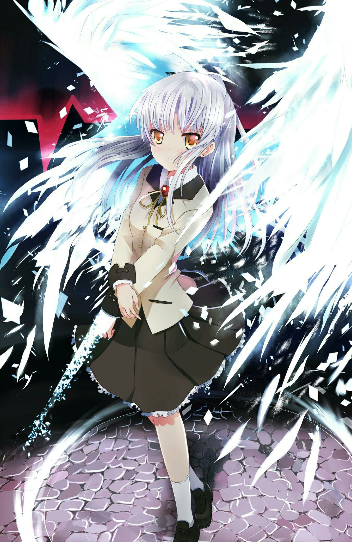 Pin by Katharina Neuen on Angel Beats Angel beats, Anime