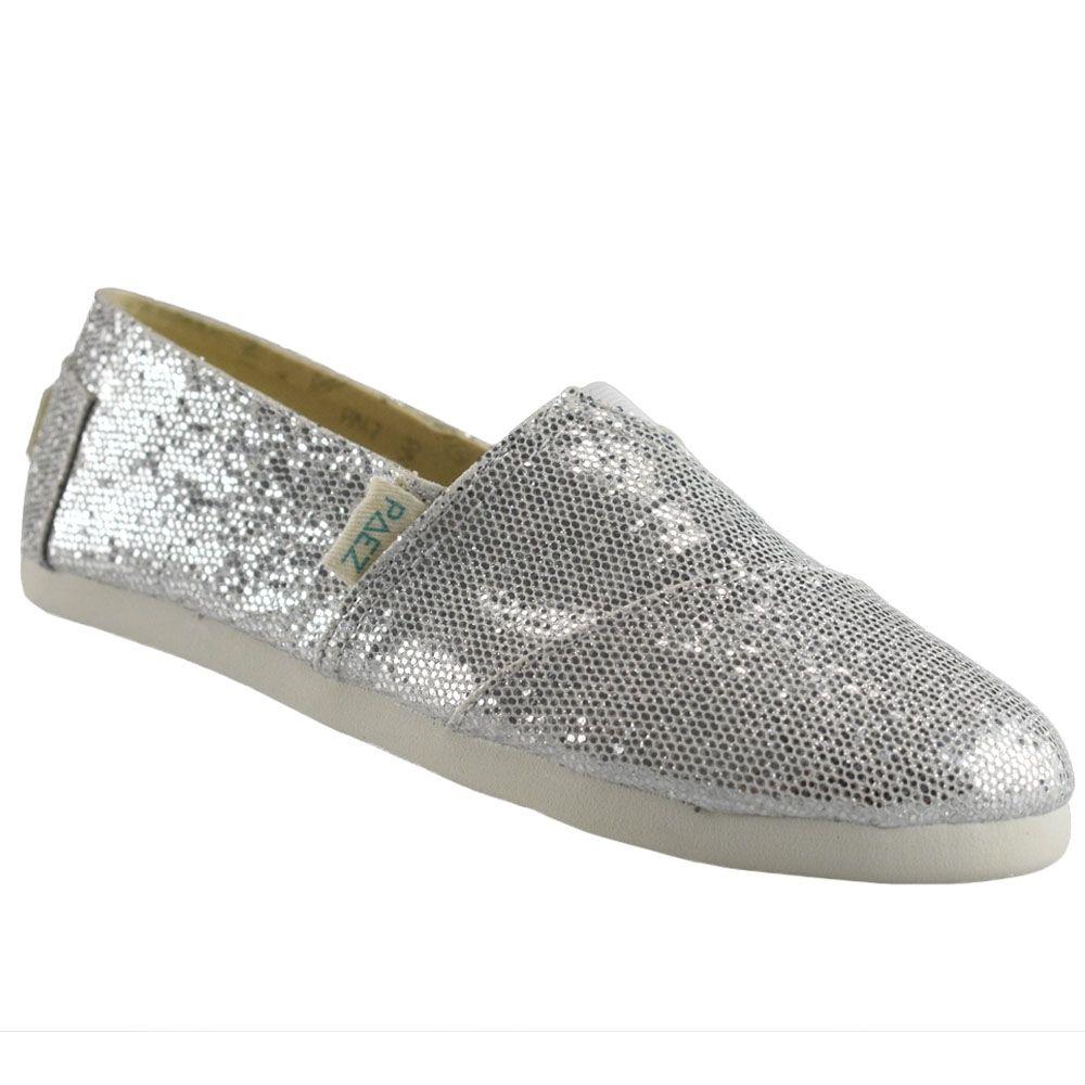 Paez Alpercata Original Eva Silver Sapatos Borracha