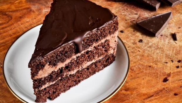 Sour Cream Chocolate Cake Recipe A Moist Chocolate Cake With Sour Cream And A Thi Sour Cream Chocolate Cake Chocolate Cake Recipe Chocolate Cake Recipe Moist