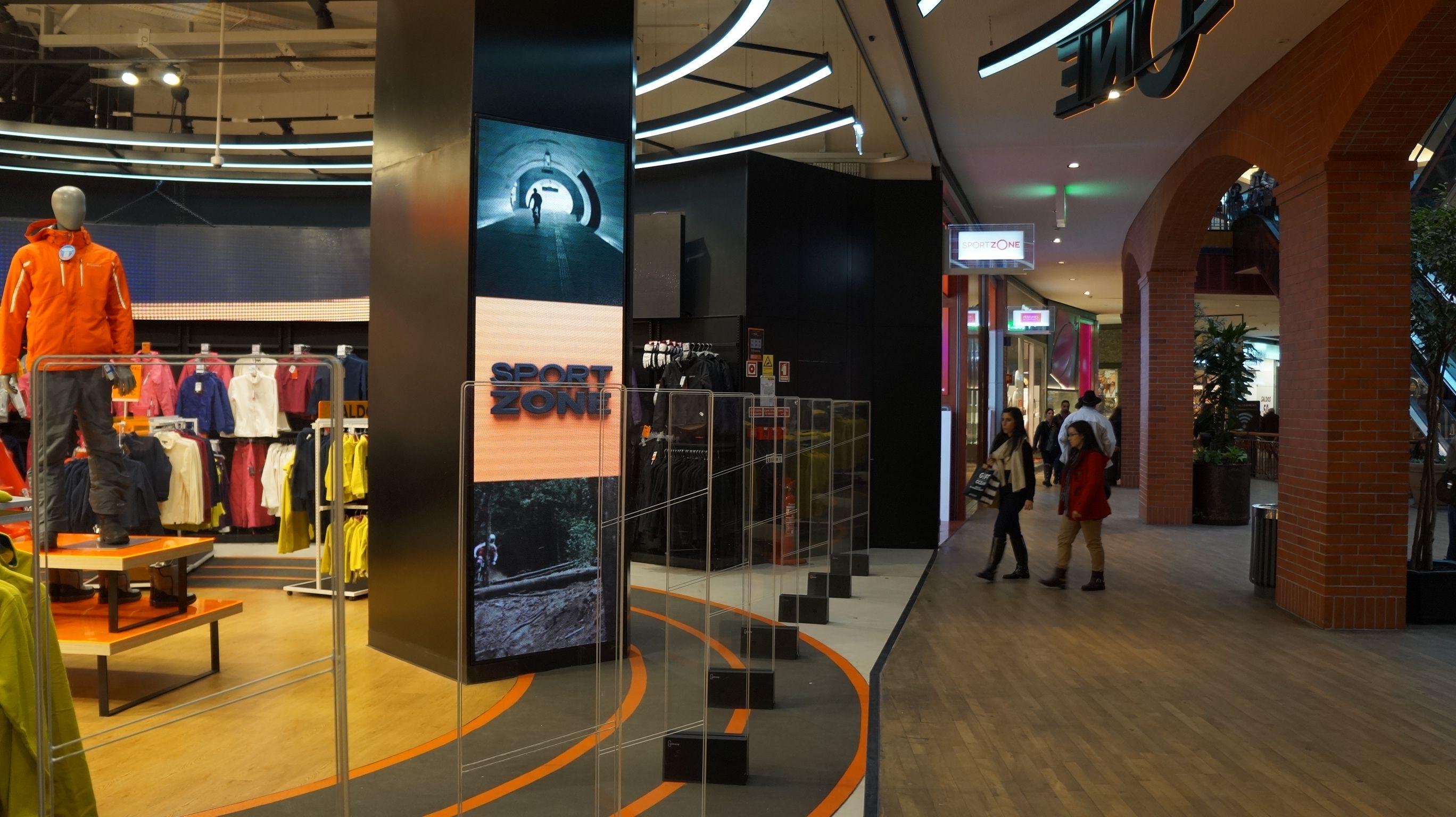 a8cb75eb7559f A política de modernização das lojas Sport Zone prossegue