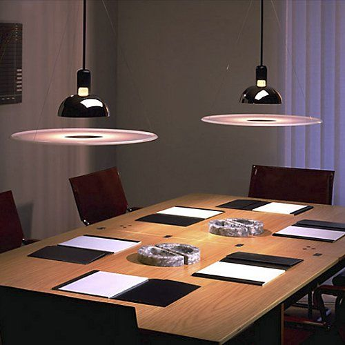 Frisbi Suspension Pendant Light Modern Pendant Lamps Flos