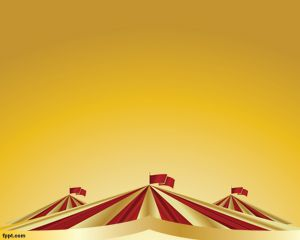 Circus Powerpoint Template Is A Nice Circus Template For