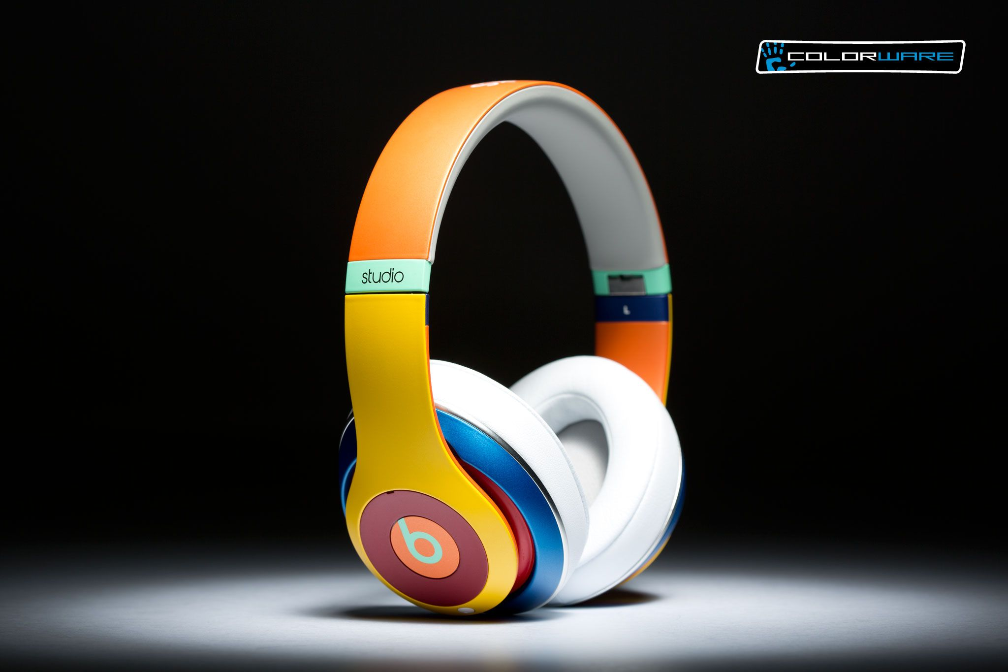Do you like this color combination? Check out the new Beats Studio headphones at www.colorware.com.