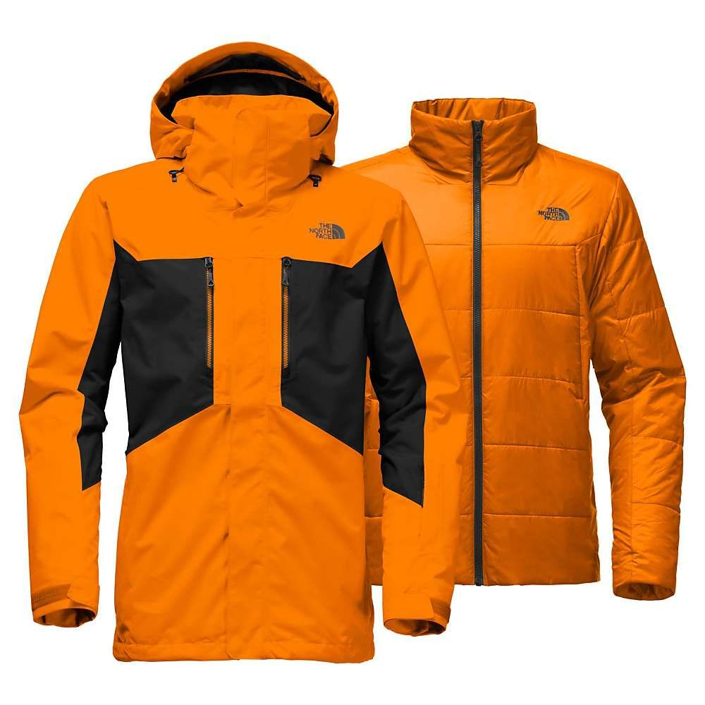d81067b279 The North Face Men s Clement Triclimate Jacket