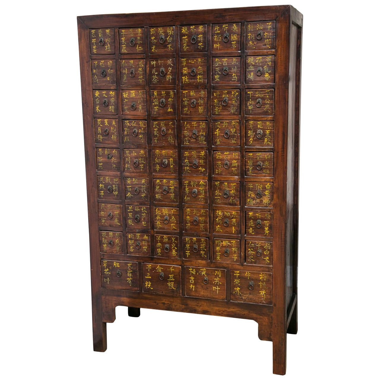 Vintage apothecary cabinet for sale - Antique Chinese Apothecary Medicine Chest