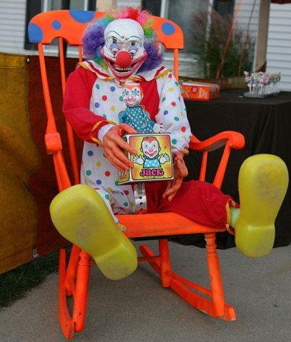 Astounding Creepy Homemade Funhouse Is Creepy And Epic Halloween Pdpeps Interior Chair Design Pdpepsorg