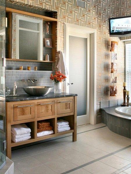 sweet sinks for bathroom. Bathroom Transformations Trends  Stylish Vessel Sinks decorate