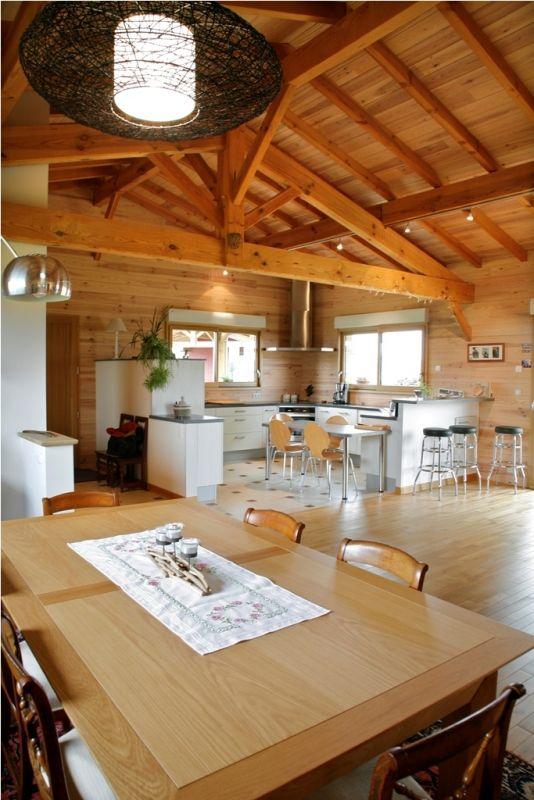 1ère Maison Bois BBC des Landes - Maison Bois Vallery | cap ...