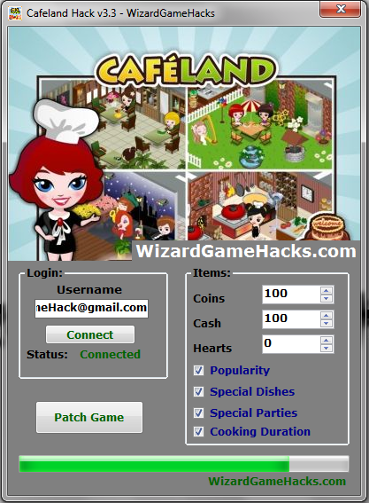 Cafeland Hack (With images) Hacks, Tool hacks, Party cooking