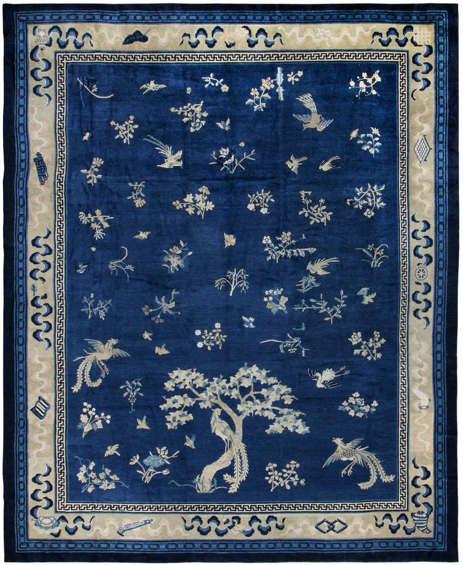 Antique Chinese Oriental Rug 42750 Main Image   By Nazmiyal Spring 2015  Trendsu2026