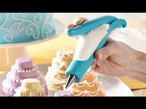 أحدث مستلزمات المطبخ عشان تسوي بها الكيك والحلويات ستفيدك في حياتك اليومية Diy Cake Decorating Cake Decorating Flowers Cake Decorating