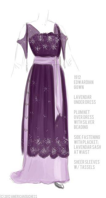 evening dress | Pygmalion | Pinterest | Kostüm und Kleider