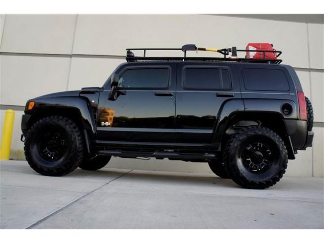 Hummer H3 Lifted 4wd Hummers Hummer Hummer H3 Cars