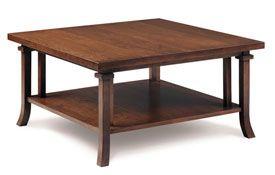 Frank Lloyd Wright coffee table