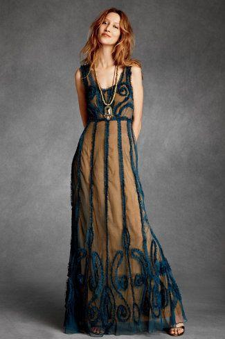 lovely art nouveau dress