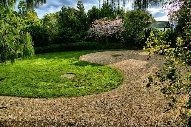 Yin Yang Garden | Martial Arts | Pinterest | Yin yang, Gardens and ...