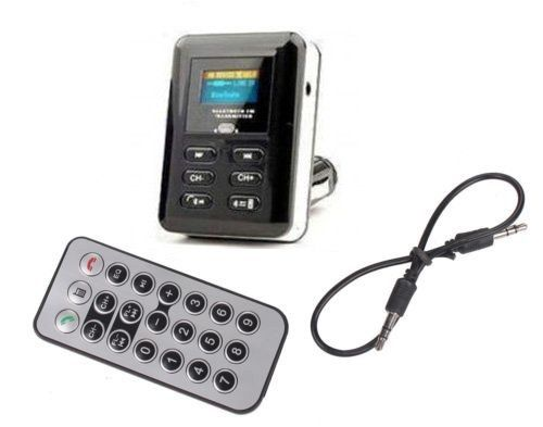 Best Seller!Bluetooth Car Kit MP3 Player FM Transmitter Modulator ...