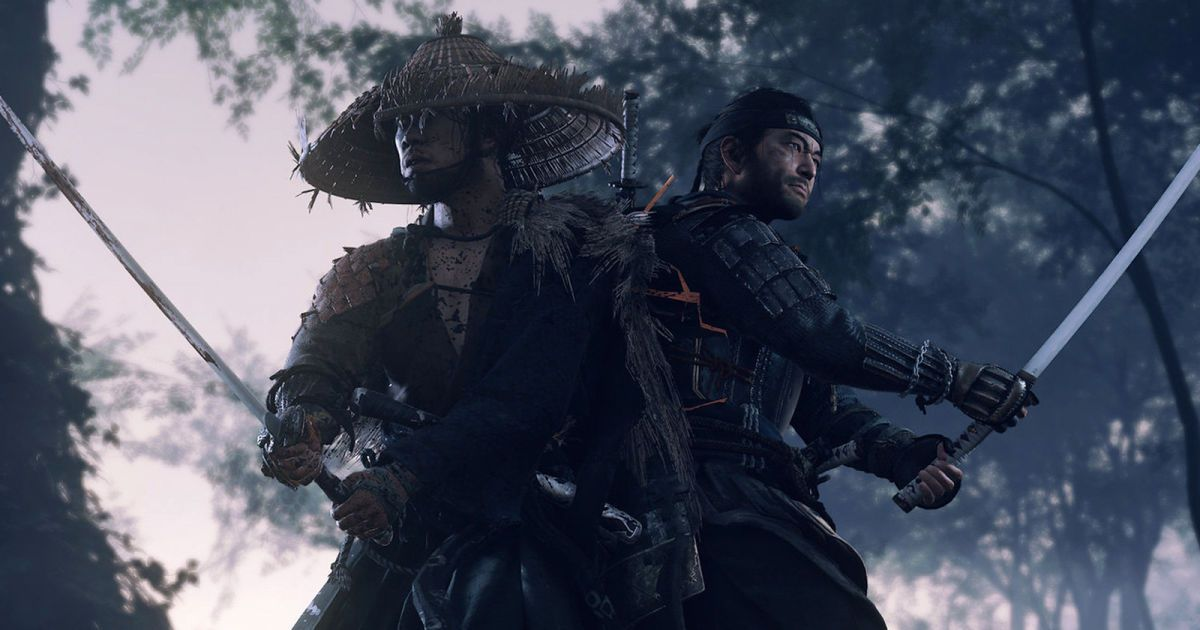 Ps4 Exclusive Ghost Of Tsushima Arrives On June 26th In 2020