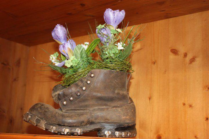 Bergsteiger-Frühling