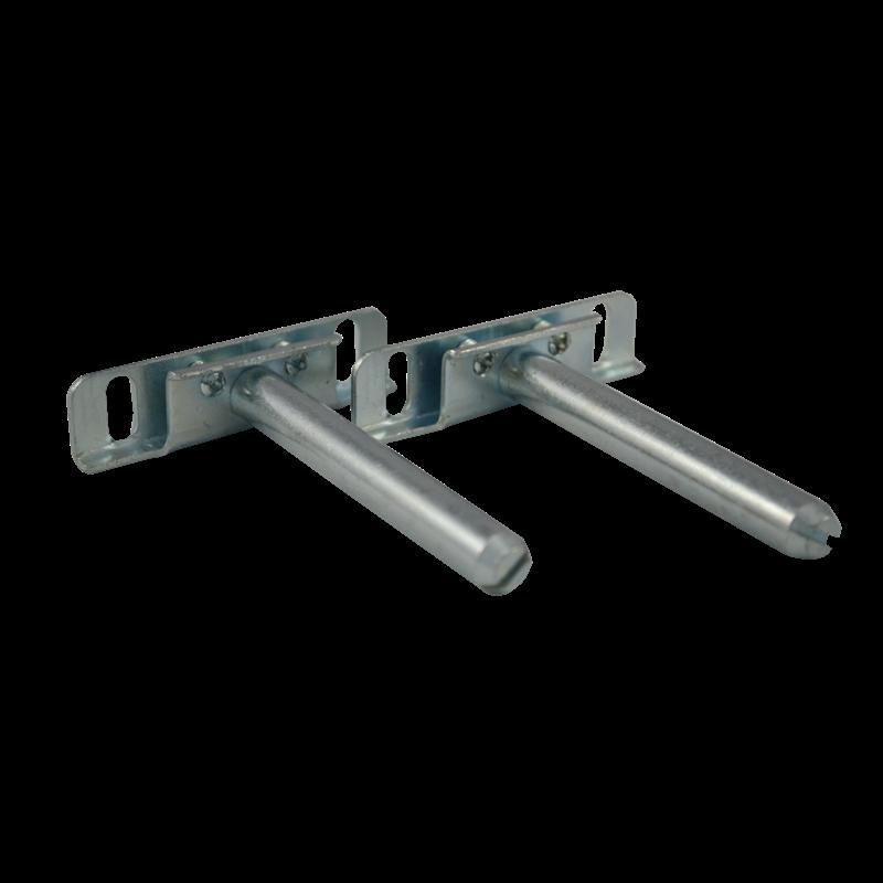 Carinya 100 X 76 X 20mm Adjustable Floating Brackets Floating Shelf Brackets Build Floating Shelves Floating
