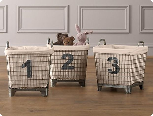 Awesome Cute Baskets And Liners