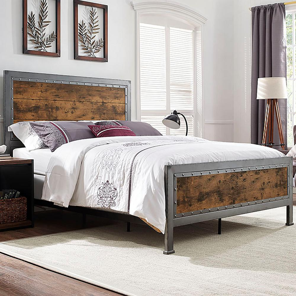 What is a best queen bed frame and headboard ? Bed frame