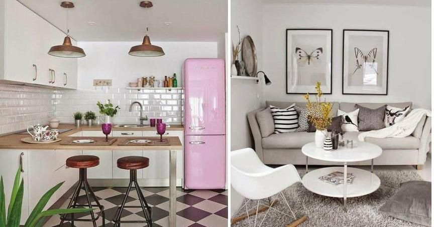 50 ideas para decorar una casa peque a decor pinterest for Apartamentos decoraciones modernas