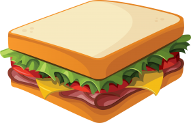 Burger And Sandwich Png Images Download Pictures Cute Food Drawings Food Clipart Food Clips
