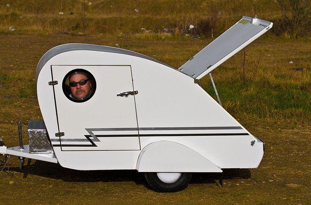 One Single Person Caravan Near Side Uk Caravan Single