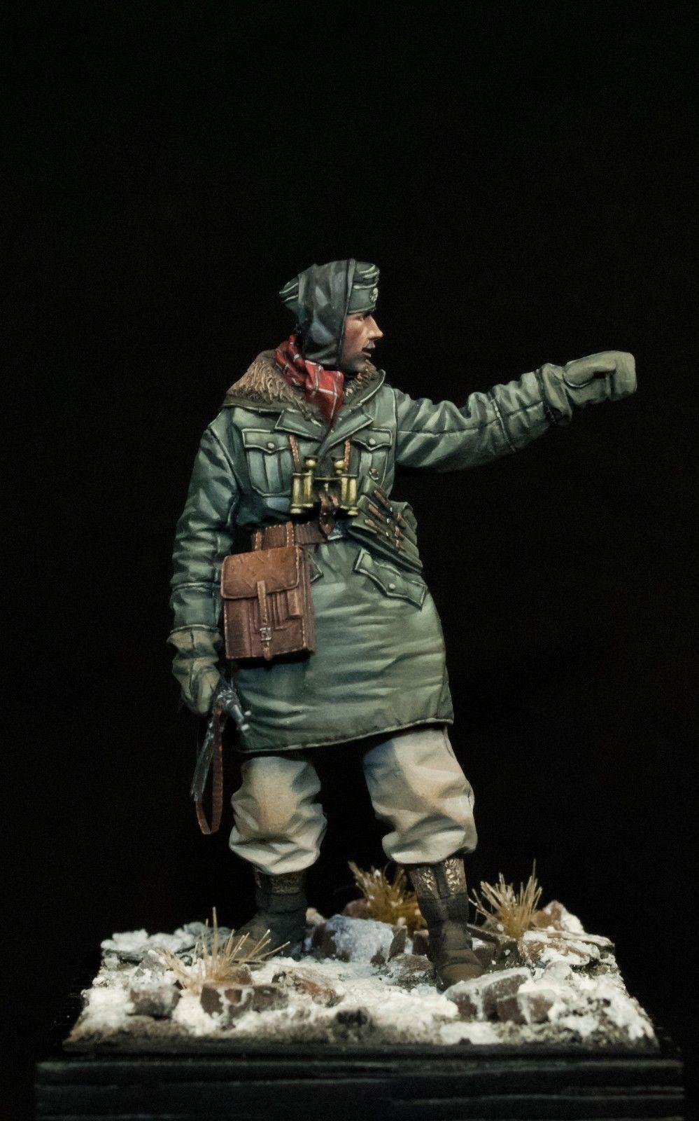 Alpine Miniatures 35064 SS Grenadier LAH Kharkov | Dioramas