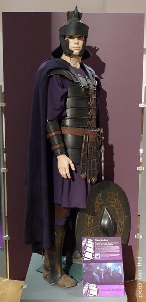 Gladiator (2000) costumes wardrobe Praetorian Guard ...