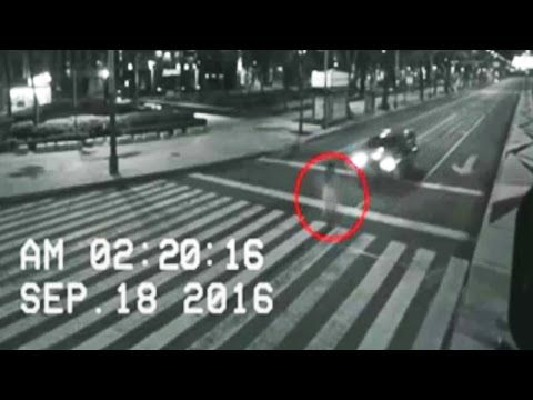 Top 15 Ghost Sightings Caught on CCTV - YouTube