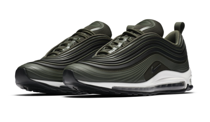 b86b5bb8b3 ... clearance olive covers the next nike air max 97 ultra 17 premium u2022  kicksonfire df159 578cb