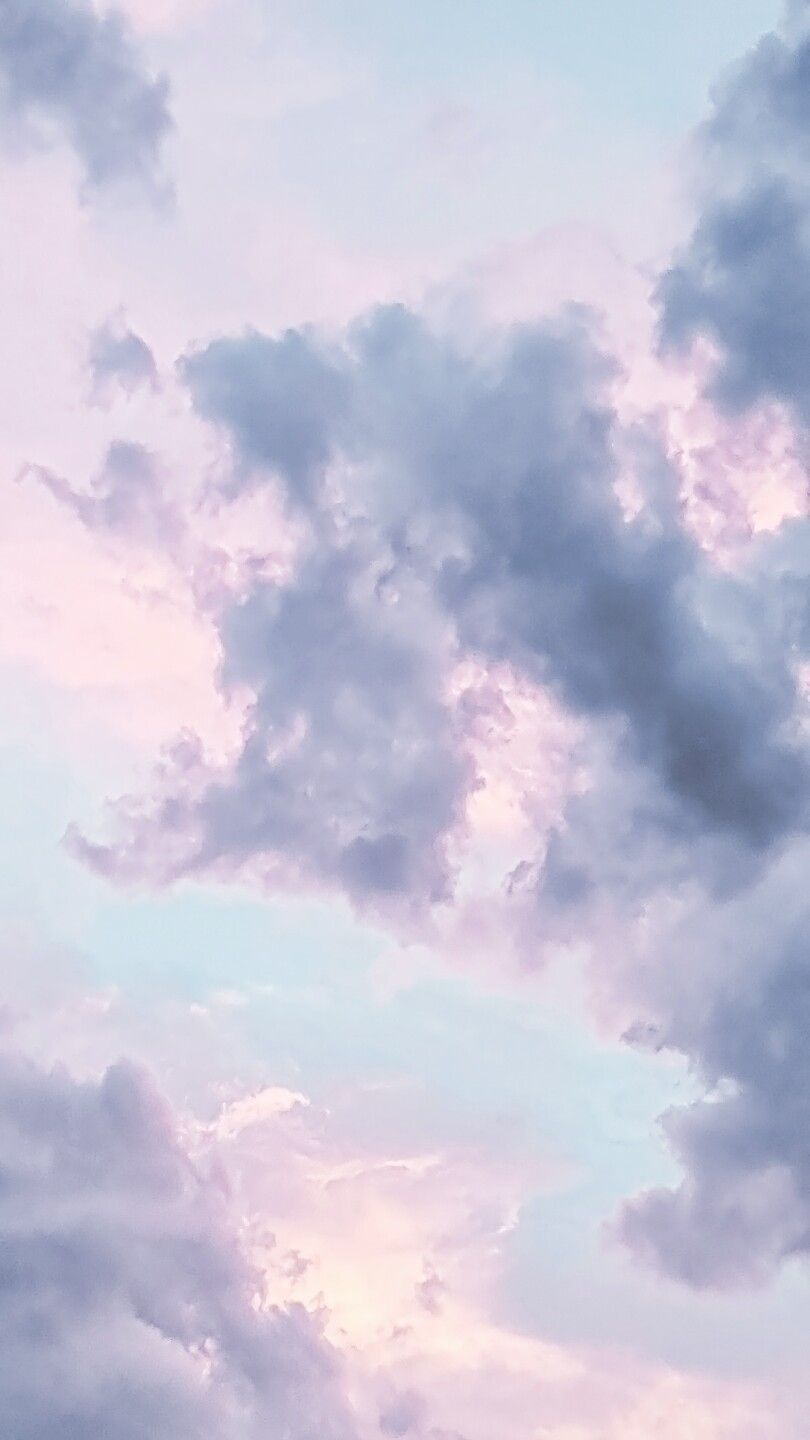 Learn Spanish In 2019 Cloud Wallpaper Pastel Iphone