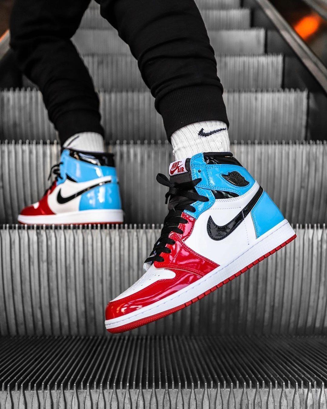 Air Jordan 1 Retro High Fearless OG en 2020 | Nike