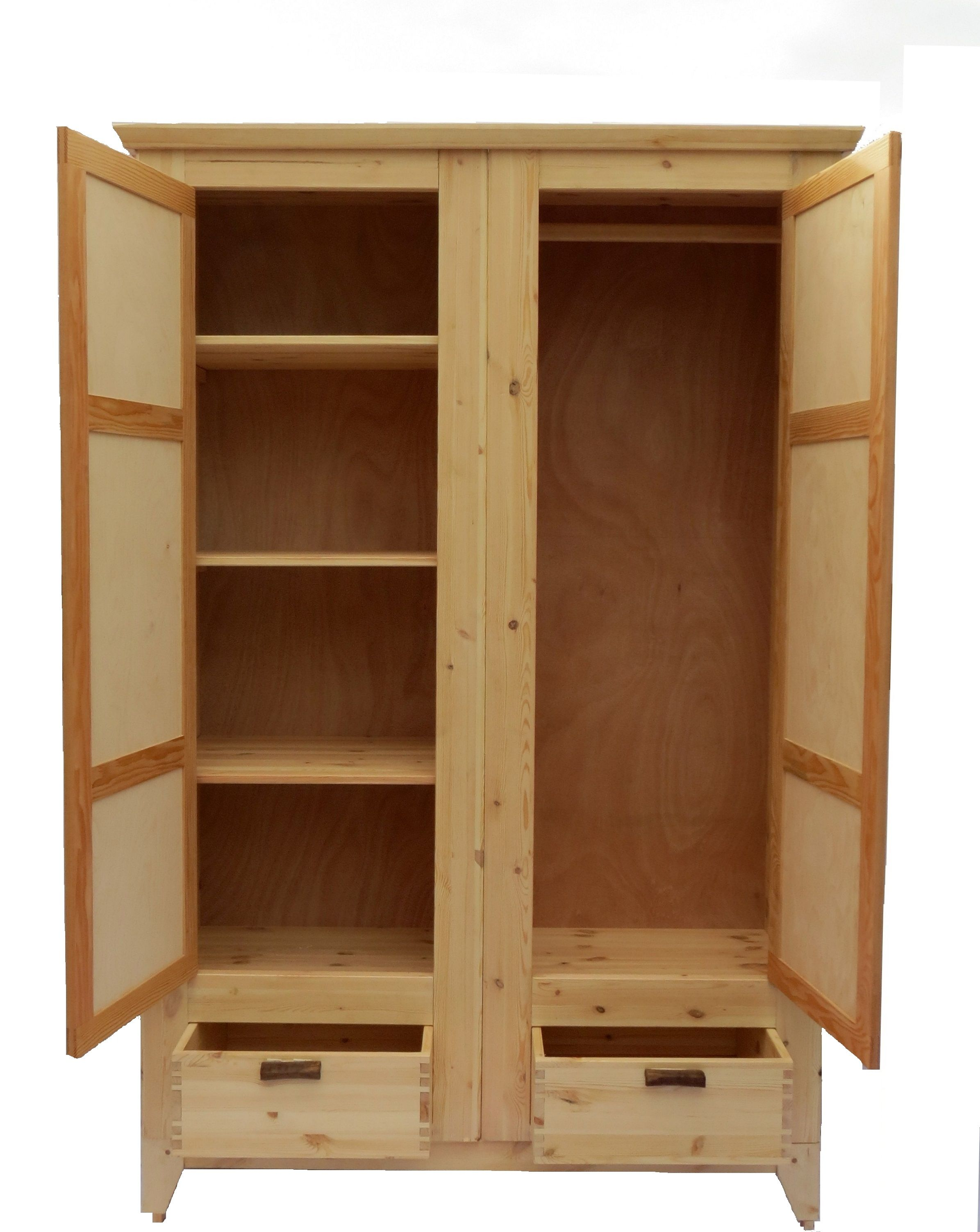 clothes cabinet - Reader's Gallery - Fine Woodworking |  ...