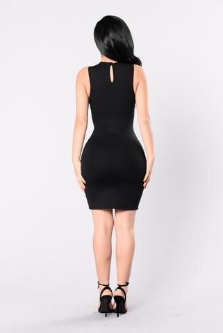 d1725045b0e Pretty Girl Rock Dress - Black