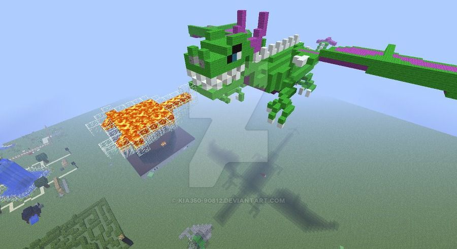 Minecraft 3d Pixel Art Minecraft Minecraft Garden How To