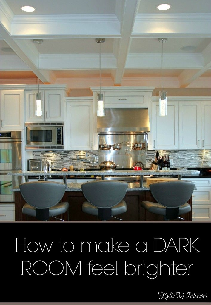 How To Fix A Dark Room And It Ain T With Paint