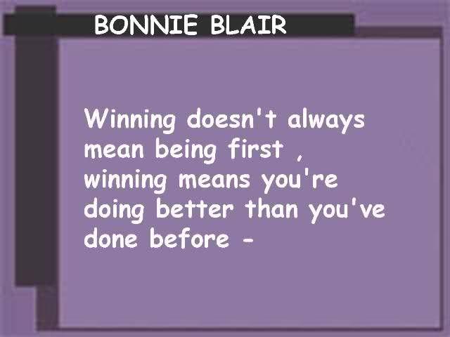 Art of Winning