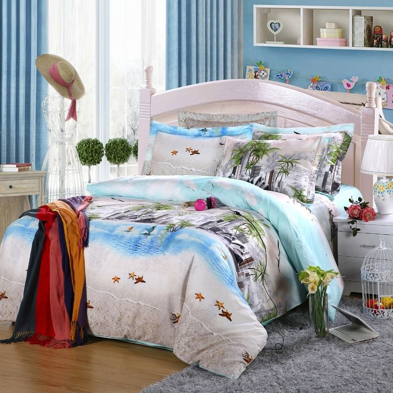 71 Beautiful Gallery Of Coastal Bedding Quilt Sets