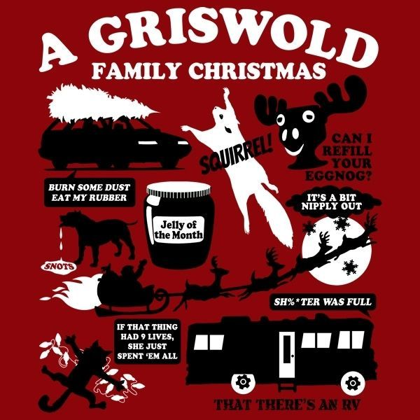 Christmas Vacation? More Like Christmas in Prison Movies/Books/Tv