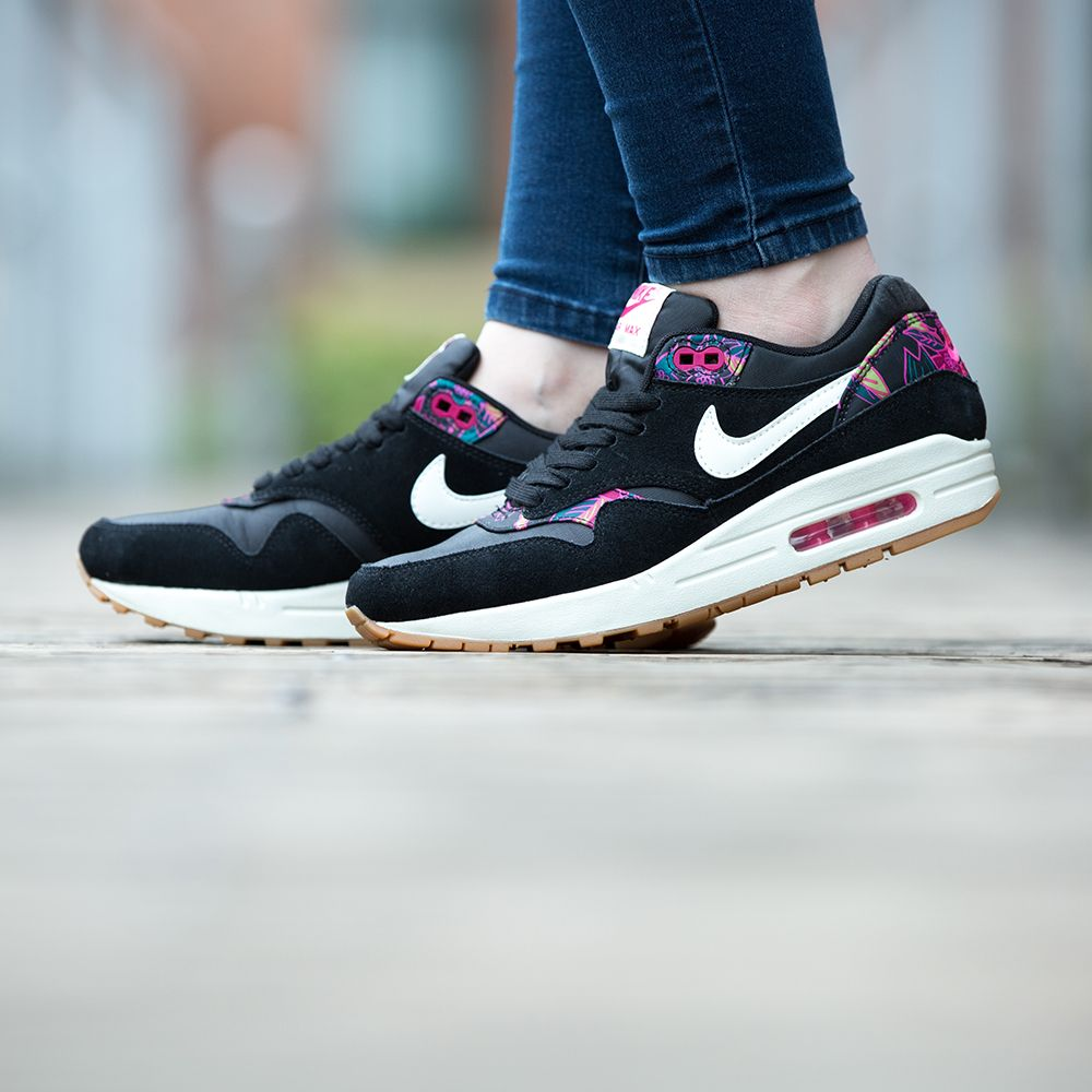 Shop the Nike Womens Air Max 1 Print Trainer online & in store.