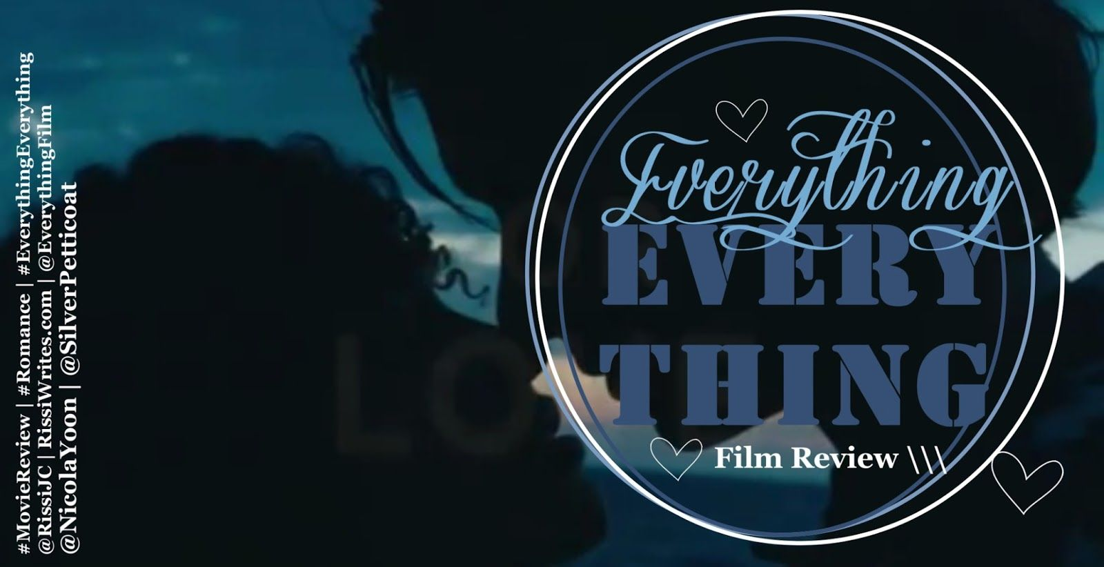 Films FILM REVIEW Everything Everything 2017