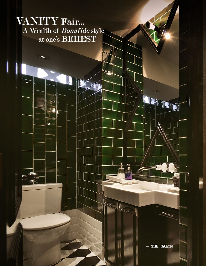 Bespoke Interiors Restaurant Bathroom Bathroom Inspiration Modern Green Bathroom