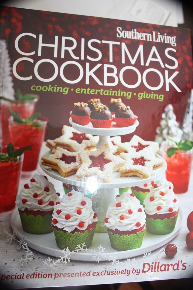 Southern Living 2014 Christmas Cookbook & Entertainment