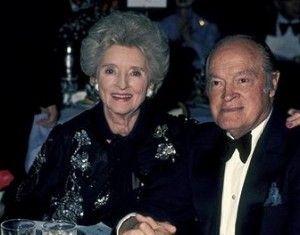 Bob and Delores Hope-70 yrs