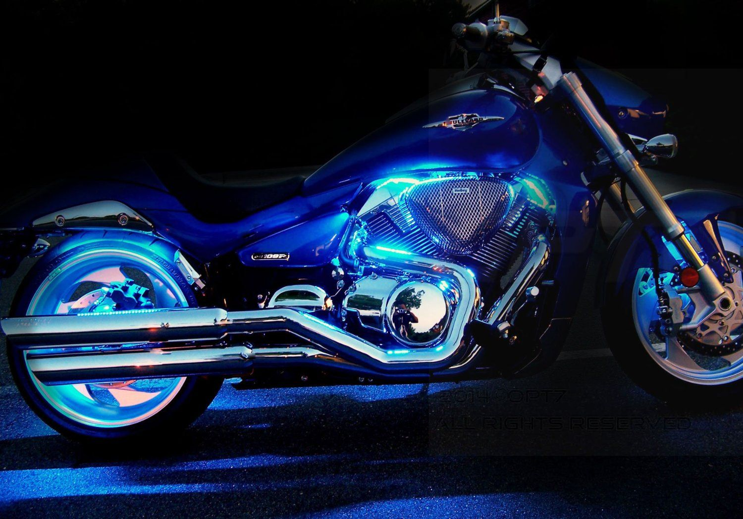 5 Inspired For Motorcycle Led Light Kits With Remote